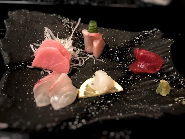 nnaka sashimi